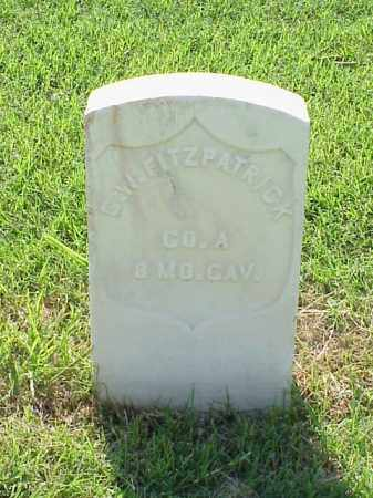 FITZPATRICK (VETERAN UNION), G W - Pulaski County, Arkansas | G W FITZPATRICK (VETERAN UNION) - Arkansas Gravestone Photos