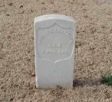 FITZPATRICK (VETERAN UNION), JOHN - Pulaski County, Arkansas | JOHN FITZPATRICK (VETERAN UNION) - Arkansas Gravestone Photos