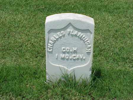 FLANNIGAN (VETERAN UNION), CHARLES - Pulaski County, Arkansas | CHARLES FLANNIGAN (VETERAN UNION) - Arkansas Gravestone Photos