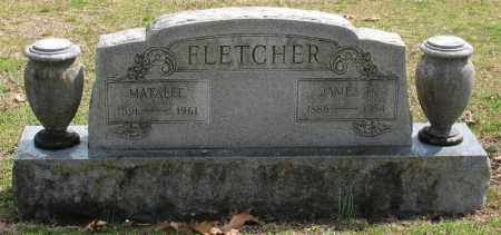 FLETCHER, MATALEE - Pulaski County, Arkansas | MATALEE FLETCHER - Arkansas Gravestone Photos
