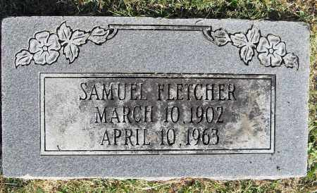 FLETCHER, SAMUEL - Pulaski County, Arkansas | SAMUEL FLETCHER - Arkansas Gravestone Photos