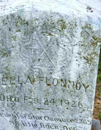 FLONNOY, ELLA - Pulaski County, Arkansas | ELLA FLONNOY - Arkansas Gravestone Photos