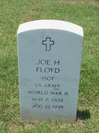 FLOYD (VETERAN WWII), JOE H - Pulaski County, Arkansas | JOE H FLOYD (VETERAN WWII) - Arkansas Gravestone Photos