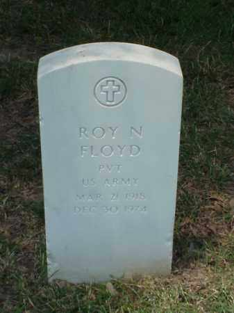 FLOYD (VETERAN WWII), ROY N - Pulaski County, Arkansas | ROY N FLOYD (VETERAN WWII) - Arkansas Gravestone Photos