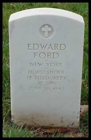 FORD (VETERAN), EDWARD - Pulaski County, Arkansas | EDWARD FORD (VETERAN) - Arkansas Gravestone Photos