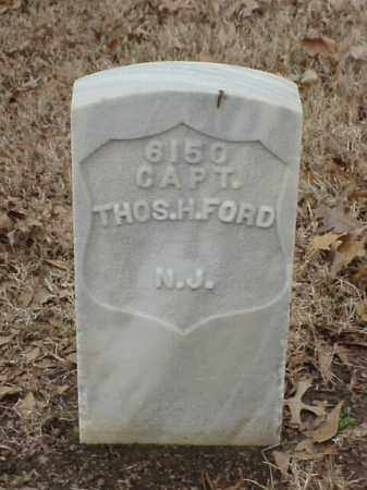 FORD (VETERAN UNION), THOMAS H - Pulaski County, Arkansas | THOMAS H FORD (VETERAN UNION) - Arkansas Gravestone Photos