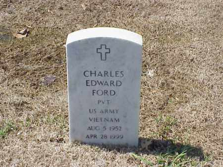 FORD (VETERAN VIET), CHARLES EDWARD - Pulaski County, Arkansas | CHARLES EDWARD FORD (VETERAN VIET) - Arkansas Gravestone Photos