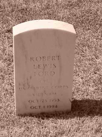 FORD (VETERAN VIET), ROBERT LEWIS - Pulaski County, Arkansas | ROBERT LEWIS FORD (VETERAN VIET) - Arkansas Gravestone Photos