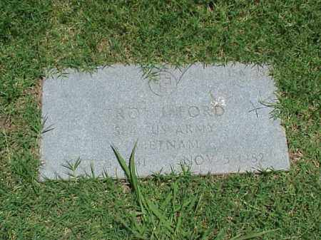 FORD (VETERAN VIET), TROY L - Pulaski County, Arkansas | TROY L FORD (VETERAN VIET) - Arkansas Gravestone Photos