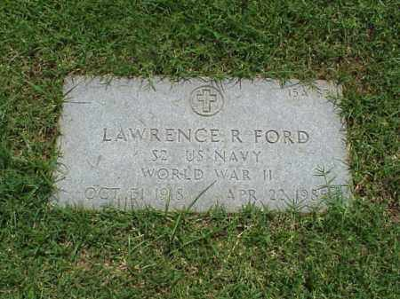 FORD (VETERAN WWII), LAWRENCE R - Pulaski County, Arkansas | LAWRENCE R FORD (VETERAN WWII) - Arkansas Gravestone Photos