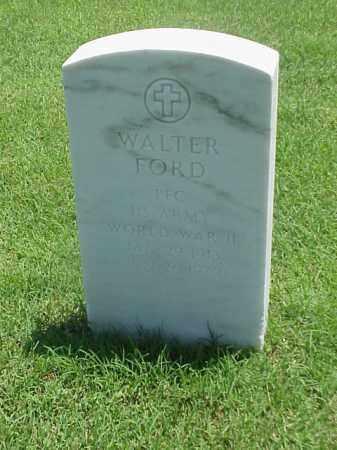 FORD (VETERAN WWII), WALTER - Pulaski County, Arkansas | WALTER FORD (VETERAN WWII) - Arkansas Gravestone Photos