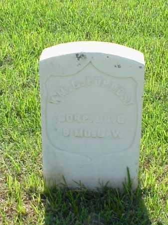 FORREST (VETERAN UNION), WILLIAM C - Pulaski County, Arkansas | WILLIAM C FORREST (VETERAN UNION) - Arkansas Gravestone Photos