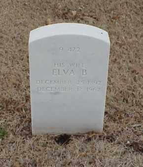FOSTER, ELVA B - Pulaski County, Arkansas | ELVA B FOSTER - Arkansas Gravestone Photos