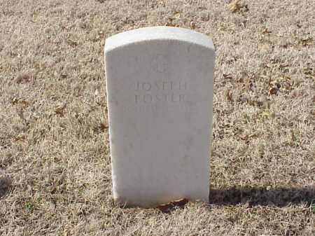 FOSTER (VETERAN), JOSEPH - Pulaski County, Arkansas | JOSEPH FOSTER (VETERAN) - Arkansas Gravestone Photos