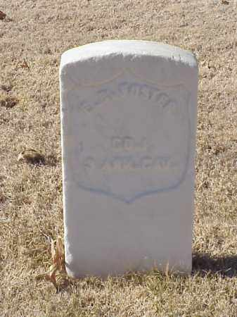 FOSTER (VETERAN UNION), E B - Pulaski County, Arkansas | E B FOSTER (VETERAN UNION) - Arkansas Gravestone Photos