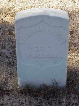 FOSTER (VETERAN UNION), WILLIAM - Pulaski County, Arkansas | WILLIAM FOSTER (VETERAN UNION) - Arkansas Gravestone Photos