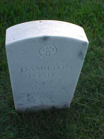 FOSTER (VETERAN WWI), HAMILTON - Pulaski County, Arkansas | HAMILTON FOSTER (VETERAN WWI) - Arkansas Gravestone Photos