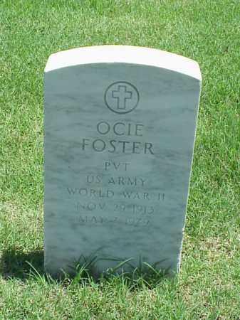 FOSTER (VETERAN WWII), OCIE - Pulaski County, Arkansas | OCIE FOSTER (VETERAN WWII) - Arkansas Gravestone Photos
