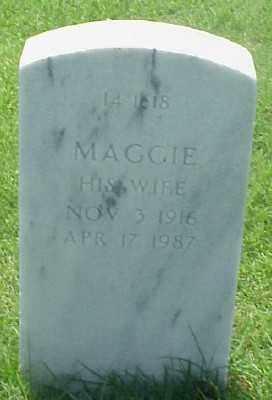 FOUNTAIN, MAGGIE - Pulaski County, Arkansas | MAGGIE FOUNTAIN - Arkansas Gravestone Photos