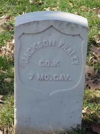 FRALEY (VETERAN UNION), JACKSON - Pulaski County, Arkansas | JACKSON FRALEY (VETERAN UNION) - Arkansas Gravestone Photos