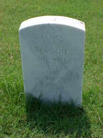 FRAMPTON, MAGGIE - Pulaski County, Arkansas | MAGGIE FRAMPTON - Arkansas Gravestone Photos
