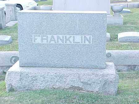 FRANKLIN FAMILY STONE,  - Pulaski County, Arkansas |  FRANKLIN FAMILY STONE - Arkansas Gravestone Photos