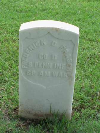 FRASCH (VETERAN SAW), FREDERICK D - Pulaski County, Arkansas | FREDERICK D FRASCH (VETERAN SAW) - Arkansas Gravestone Photos