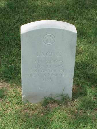FRAZIER, LACI C - Pulaski County, Arkansas | LACI C FRAZIER - Arkansas Gravestone Photos