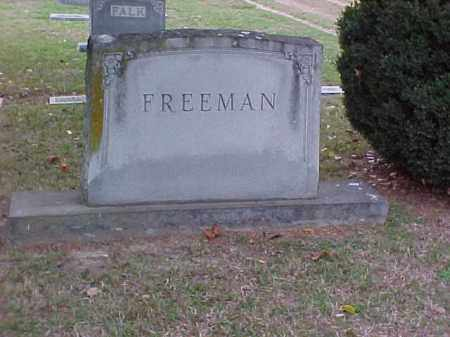 FREEMAN FAMILY STONE,  - Pulaski County, Arkansas |  FREEMAN FAMILY STONE - Arkansas Gravestone Photos