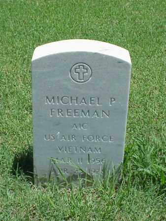 FREEMAN (VETERAN VIET), MICHAEL P - Pulaski County, Arkansas | MICHAEL P FREEMAN (VETERAN VIET) - Arkansas Gravestone Photos