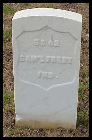 FREET (VETERAN UNION), SAMUEL - Pulaski County, Arkansas | SAMUEL FREET (VETERAN UNION) - Arkansas Gravestone Photos