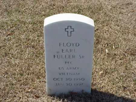 FULLER, SR (VETERAN VIET), FLOYD EARL - Pulaski County, Arkansas | FLOYD EARL FULLER, SR (VETERAN VIET) - Arkansas Gravestone Photos