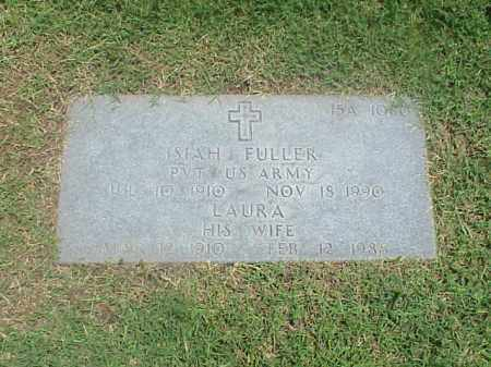 FULLER, LAURA - Pulaski County, Arkansas | LAURA FULLER - Arkansas Gravestone Photos