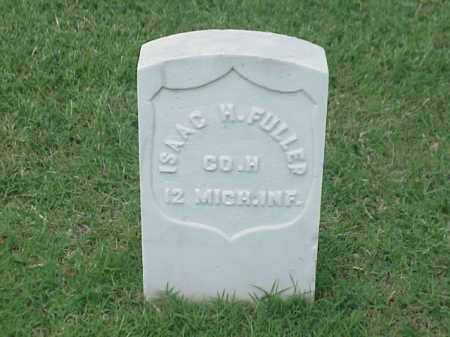 FULLER (VETERAN UNION), ISAAC H - Pulaski County, Arkansas | ISAAC H FULLER (VETERAN UNION) - Arkansas Gravestone Photos