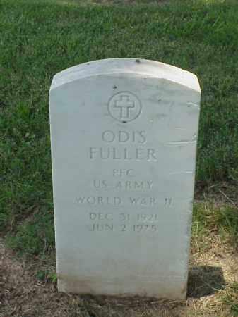 FULLER (VETERAN WWII), ODIS - Pulaski County, Arkansas | ODIS FULLER (VETERAN WWII) - Arkansas Gravestone Photos
