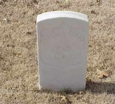 FULTON (VETERAN UNION), WINFORD - Pulaski County, Arkansas | WINFORD FULTON (VETERAN UNION) - Arkansas Gravestone Photos