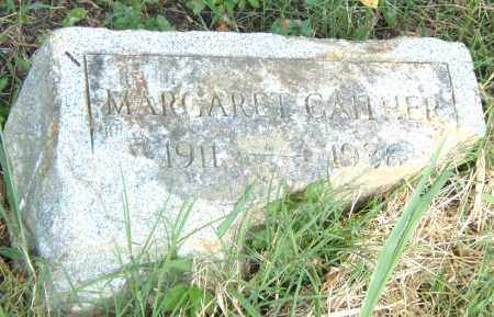 GAITHER, MARGARET - Pulaski County, Arkansas | MARGARET GAITHER - Arkansas Gravestone Photos