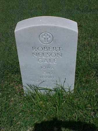 GALE (VETERAN WWI), ROBERT NELSON - Pulaski County, Arkansas | ROBERT NELSON GALE (VETERAN WWI) - Arkansas Gravestone Photos