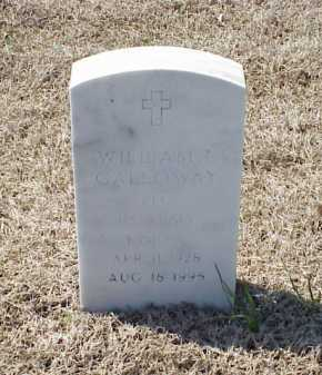 GALLOWAY (VETERAN KOR), WILLIAM L - Pulaski County, Arkansas | WILLIAM L GALLOWAY (VETERAN KOR) - Arkansas Gravestone Photos