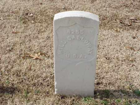 GALLOWAY (VETERAN WWI), WILL - Pulaski County, Arkansas | WILL GALLOWAY (VETERAN WWI) - Arkansas Gravestone Photos