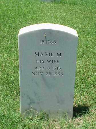 GAMBLE, MARIE M - Pulaski County, Arkansas | MARIE M GAMBLE - Arkansas Gravestone Photos