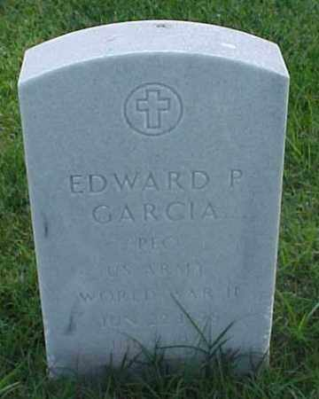 GARCIA (VETERAN WWII), EDWARD P - Pulaski County, Arkansas | EDWARD P GARCIA (VETERAN WWII) - Arkansas Gravestone Photos