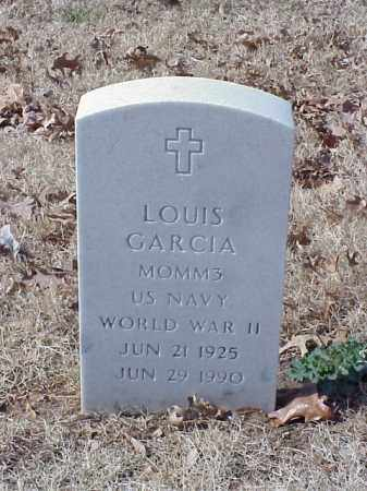 GARCIA (VETERAN WWII), LOUIS - Pulaski County, Arkansas | LOUIS GARCIA (VETERAN WWII) - Arkansas Gravestone Photos