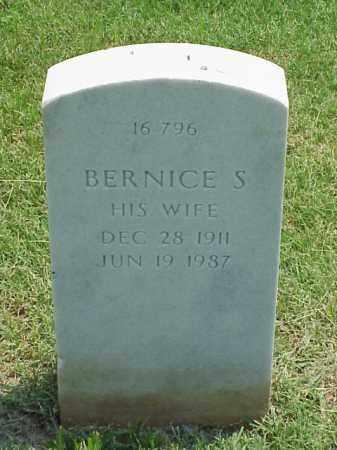 GARDNER, BERNICE S - Pulaski County, Arkansas | BERNICE S GARDNER - Arkansas Gravestone Photos
