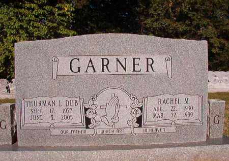 "GARNER, THURMAN L ""DUB"" - Pulaski County, Arkansas 