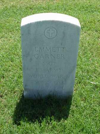 GARNER (VETERAN WWII), EMMETT - Pulaski County, Arkansas | EMMETT GARNER (VETERAN WWII) - Arkansas Gravestone Photos
