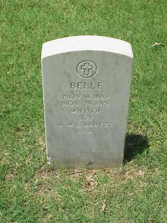 GARRETT, BELLE - Pulaski County, Arkansas | BELLE GARRETT - Arkansas Gravestone Photos