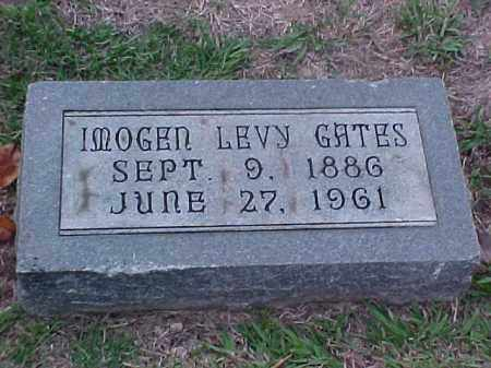 GATES, IMOGEN - Pulaski County, Arkansas | IMOGEN GATES - Arkansas Gravestone Photos