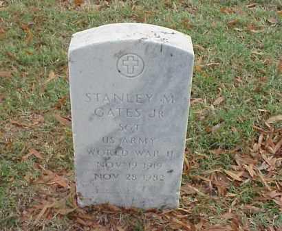GATES, JR (VETERAN WWII), STANLEY M - Pulaski County, Arkansas | STANLEY M GATES, JR (VETERAN WWII) - Arkansas Gravestone Photos