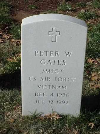 GATES (VETERAN VIET), PETER W - Pulaski County, Arkansas | PETER W GATES (VETERAN VIET) - Arkansas Gravestone Photos